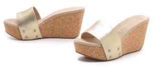 Splendid Greenville Wedge Sandals
