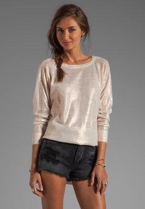 Cynthia Rowley L/S Crewneck Sweater