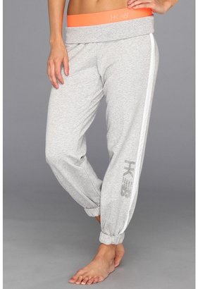 New Balance Heidi Klum for Slouchy Sweatpant (Athletic Grey) - Apparel