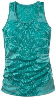 Athleta Ruched Racerback Tank