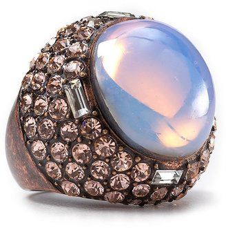 Juicy Couture Antique Dome Ring