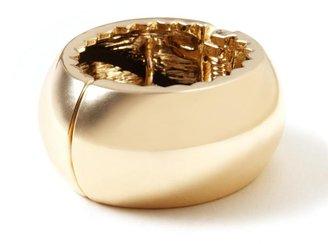 Banana Republic Gold Ponytail Ring