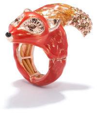 Rachel Roy Fox Cocktail Ring