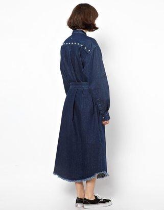 Ann Sofie Back BACK By Ann-Sofie Back Shirt Coat