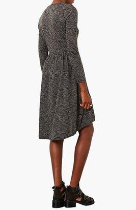 Topshop Jersey High/Low Dress