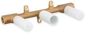 Grohe Ondus 3-Hole Wall Mount Rough-In Faucet Valve