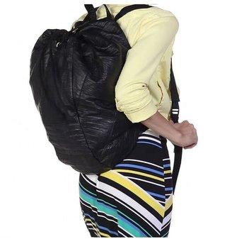 AmeriLeather Shoe-Shoe Traveler Backpack