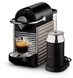 Nespresso BEC400XT Pixie and Milk Capsule Coffee Maker