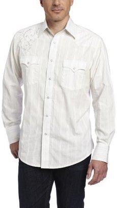 Wrangler Men's Silver Edition Turned Hemtails Shirt