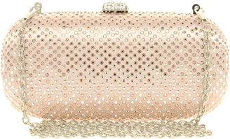 Johnny Loves Rosie Glitter Box Clutch Bag