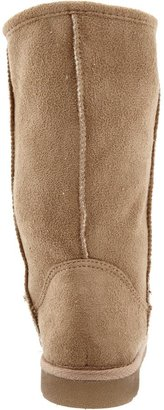 Old Navy Girls Sueded Faux-Fur Lined Boots
