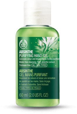 The Body Shop Absinthe Purifying Hand Gel
