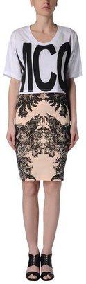 McQ by Alexander McQueen Knee length skirt
