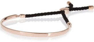 Monica Vinader Fiji rose gold-plated bracelet
