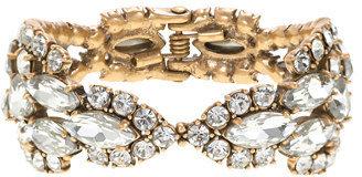 J.Crew Crystal icicle bracelet