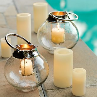 Williams-Sonoma Williams Sonoma Flameless Wax Pillar Candle