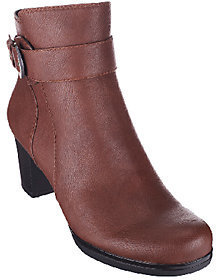 LifeStride w/ Soft System Ankle Boots - Keepsake $65 thestylecure.com