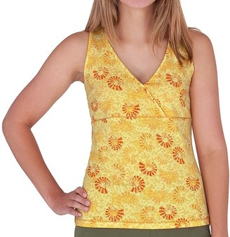 Royal Robbins Essential Print Jersey Tank Top - Racerback, Quick-Dry (For Women)