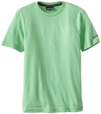 Volcom Boys 8-20 Solid Short Sleeve Tee Youth
