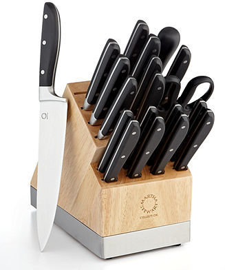 Martha Stewart Collection 20 Piece Premiere Cutlery Set