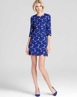 Cynthia Steffe Dress - Vida Floral Lace