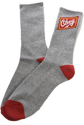 Obey The Malt Liqour Socks