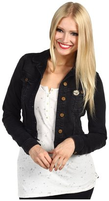 Maison Scotch Denim Jacket Women's Coat