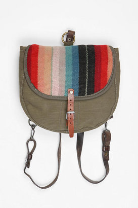 Will Leather Goods Blanket Backpack