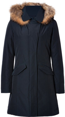 Woolrich Vail Parka in Midnight Blue