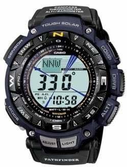 Casio Pathfinder Digital Watch