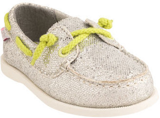 Carter's Sparkly Boat Shoe