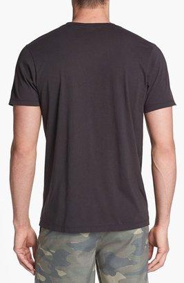Junk Food 'Baltimore Ravens - Kick Off' Graphic T-Shirt