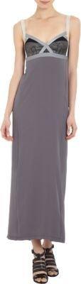 VPL Insertion Maxi Dress