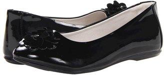 Primigi Ines-E (Big Kid) (Black) - Footwear