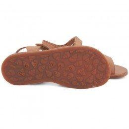 Pom D'Api Tan Plage Velcro Sandals
