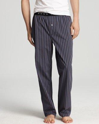 Boss Black Innovation Stripe Pajama Pants