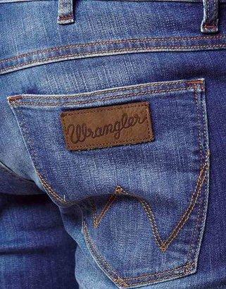Wrangler Jeans Bryson Skinny Fit Hurricane Wash