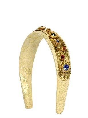 Dolce & Gabbana Coloured Gem Headband