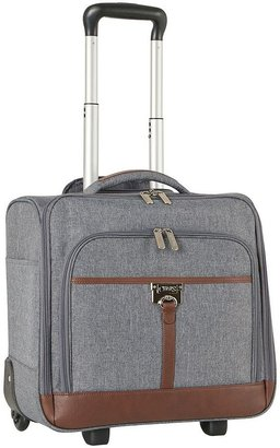 Chaps Saddle Haven Underseater Wheeled Luggage
