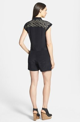Marc by Marc Jacobs 'Leila' Lace Overlay Romper