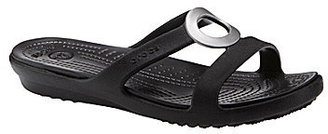 Crocs Women ́s Sanrah Slip-On Sandals