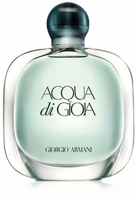 Giorgio Armani Acqua Di Gioia 3.4 oz. EDP Spray $92 thestylecure.com