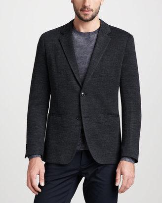 Theory Knit Sport Coat