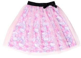 Hello Kitty Girls' Skirt - Light Pink