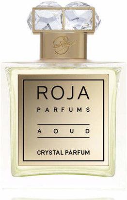 BKR Roja Parfums Aoud Crystal Parfum, 3.4 oz./ 100 ml