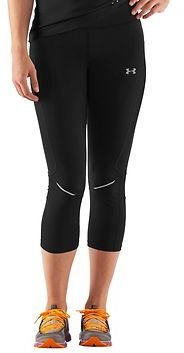 Under Armour Women's Tough Run Capri