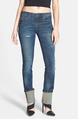Blank NYC BLANKNYC Relaxed Straight Cuff Jeans (Mellow Yellow)