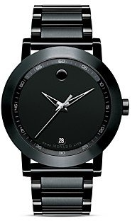 Movado Museum Sport Stainless Steel Watch, 42mm
