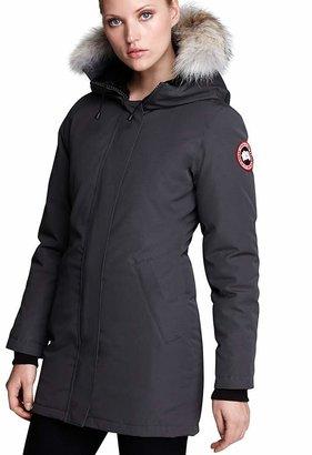 Canada Goose Victoria Parka $850 thestylecure.com