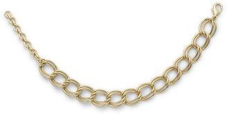C. Wonder Antique Gold Link Bracelet (for charms)